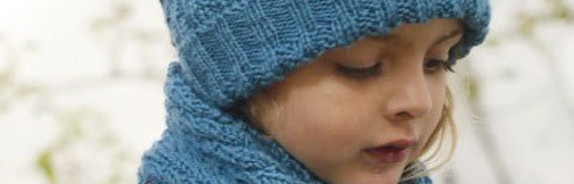 Вязание детских шапочек спицами схемы и описание