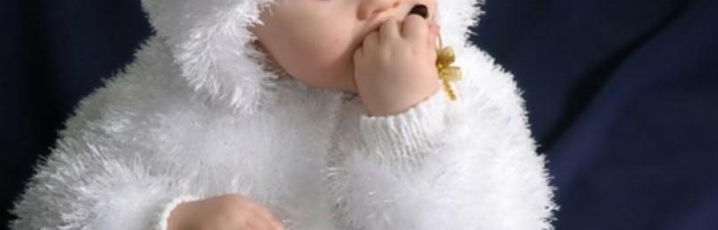 Вязание крючком для детей – 10 креативных моделей