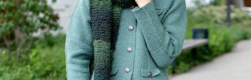 Нукинг – пошаговое выполнение техники вязания