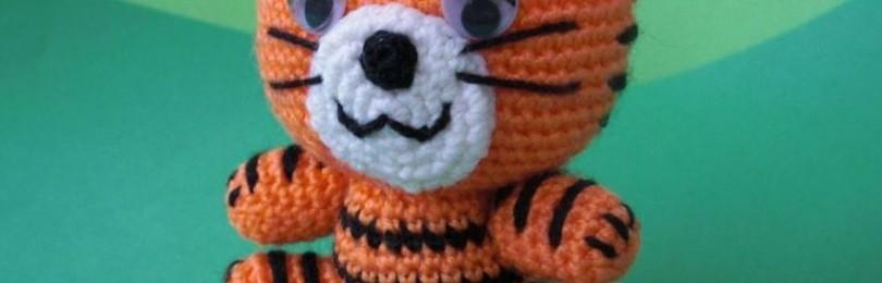 12 игрушек амигуруми со схемами, описанием и видео МК
