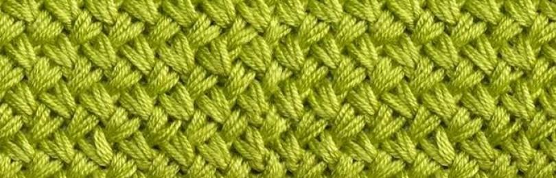 Узор плетенка спицами – 12 вариантов выполнения