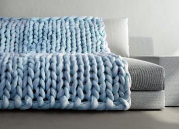 Оригинальные идеи вязания своими руками для дома