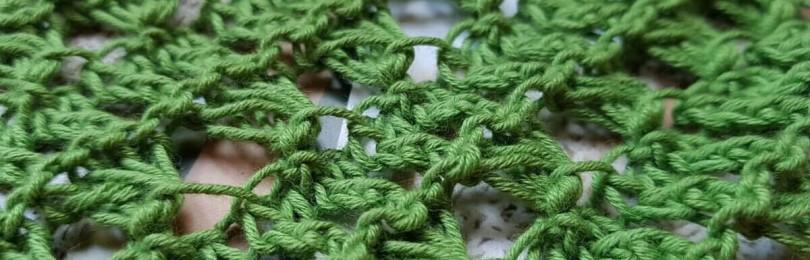 Ажурный узор спицами: 15 оригинальных схем для вязания