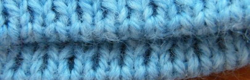 12 способов набора петель на спицы