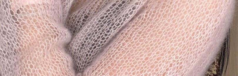 4 потрясающих джемпера из невесомой паутинки которые добавят нежности и хрупкости