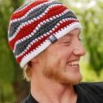 Мужская шапка крючком: все, что нужно знать о ее вязании