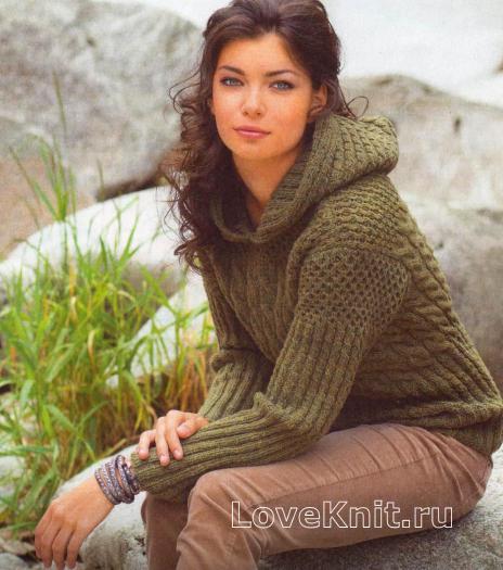 свитер 24