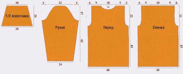 свитер 3