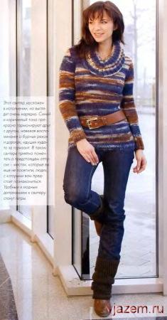 свитер 9