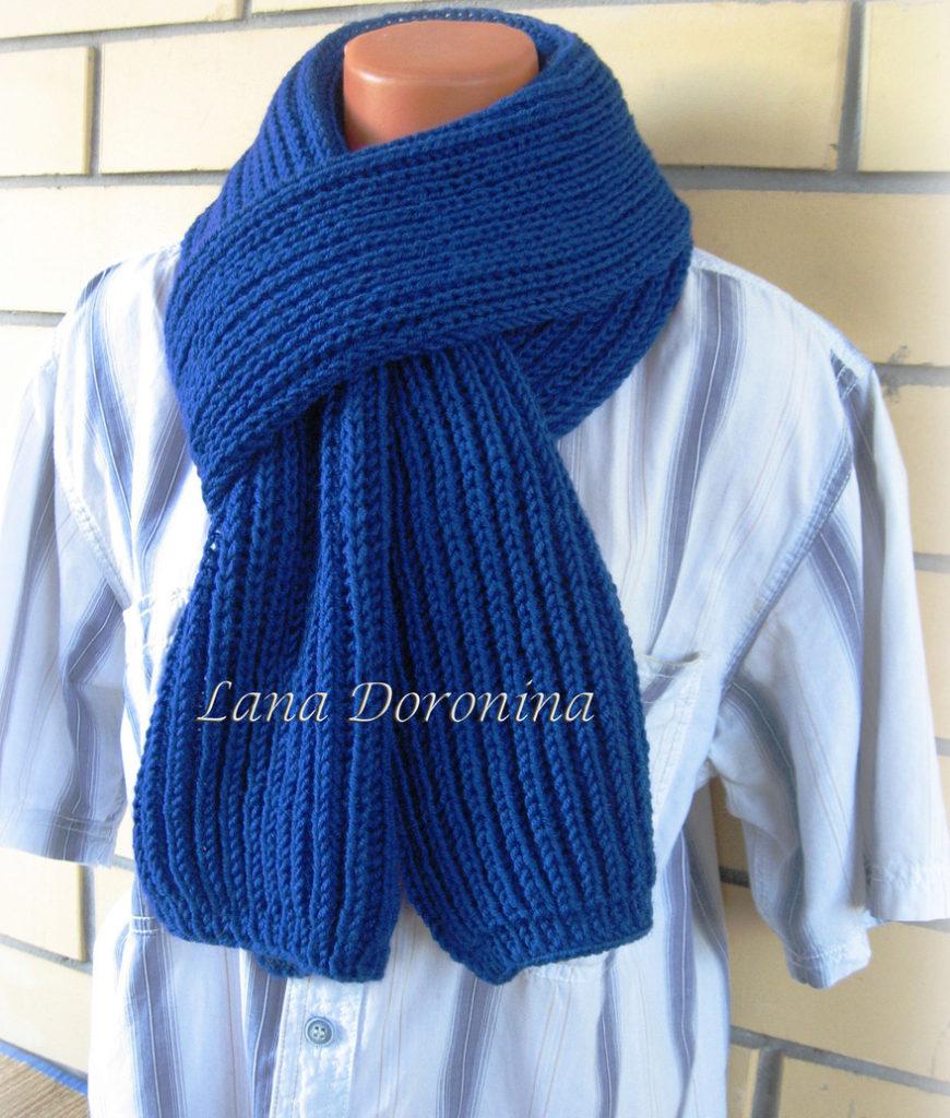 шарф мужской 2