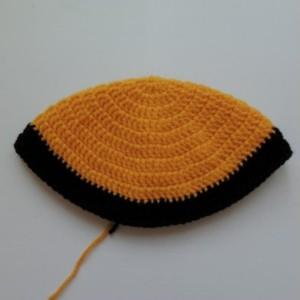 шапка миньон 2