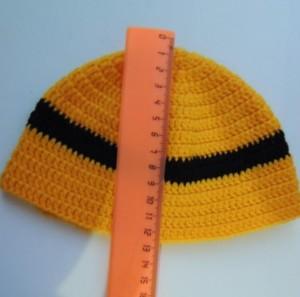 шапка миньон 3