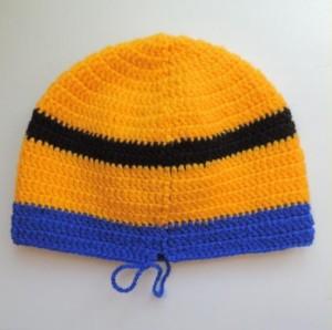шапка миньон 5