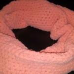 6 оригинальных вариантов шарфа-хомут спицами и крючком