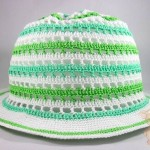 Летние шапки для мальчика с описанием и схемами