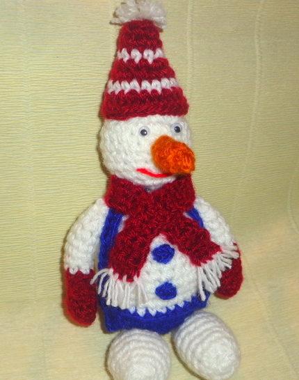 снеговик 19