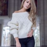 Объемный свитер рубан с описанием и видео мастер-классом