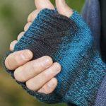 5 моделей вязанных мужских перчаток с описанием и видео мк