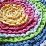 11 вариантов вязания ковриков на пол крючком со схемами, описанием и видео