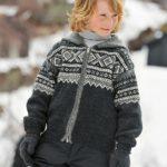 6 вариантов джемпера для мальчика спицами