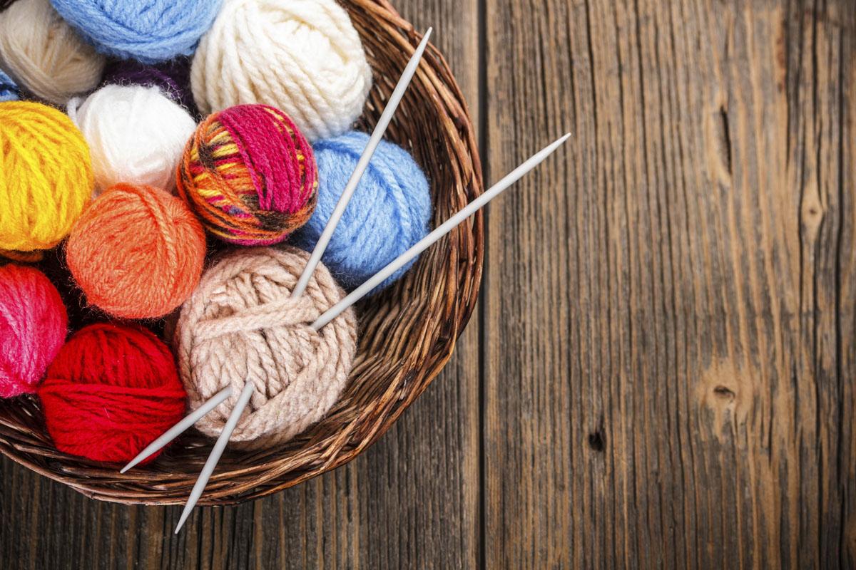Вязание для дома!
