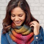 36 вариантов как можно связать шарф