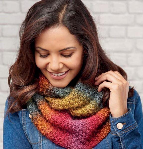 fc0d43595fba Как связать шарф - 36 моделей и схем с описанием для начинающих