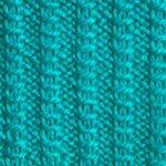 Вязание резинок спицами с подборкой схем и описаниями