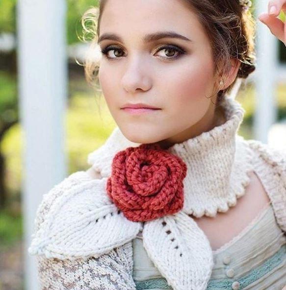 как связать шарф 36 моделей и схем с описанием для начинающих