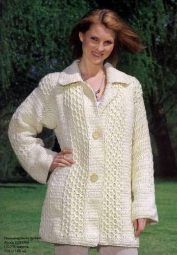 Схемы вязания Замечательное платье связано