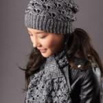 21 модель женской шапки крючком со схемами, описанием и видео мк