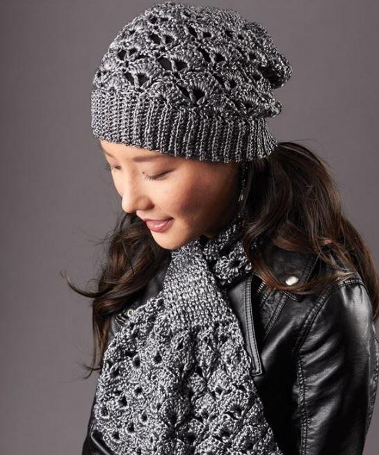 женская шапка крючком 21 модель со схемами фото описанием и видео мк