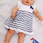 10 вариантов повязки на голову для новорожденных вязаных спицами со схемами, описанием и видео мк