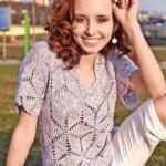 15 вещей для женщин на лето вязаных крючком со схемами, описанием и видео мк