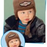 10 вариантов шапки шлема для мальчика вязаных спицами со схемами, описанием и видео мк