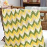 25 вариантов детских одеял крючком со схемами, описанием и видео мк