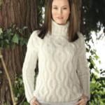 Как связать свитер спицами поэтапно инструкция для начинающих