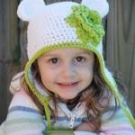 16 моделей вязанных детских шапочек со схемами, описание и видео МК
