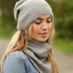 16 моделей шарфов воротников вязаных спицами с описанием, схемами и видео МК