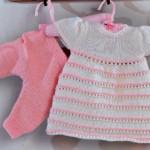 Вязание для новорожденных спицами — 14 моделей со схемами, описанием и видео МК