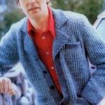Пиджак вязаный мужской спицами — 4 модели со схемами и описанием