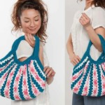 17 моделей летних сумок вязанных крючком с описанием, схемами и видео МК