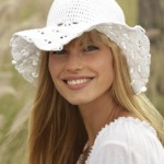 16 моделей летних шляпок для женщин, вязанных крючком со схемами, описанием и видео МК