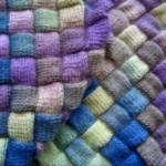 Энтерлак — техника вязания спицами с пошаговым описанием выполнения и видео МК