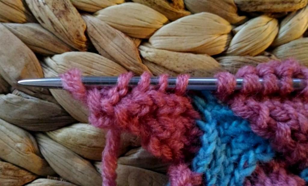Энтерлак-техника вязания