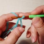 Столбик соединительный крючком — пошаговое описание выполнения с фото и видео МК