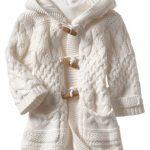Вязаное пальто для девочки спицами: 8 моделей со схемами, описанием и видео МК