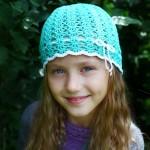 Вязание крючком панамки для девочек — 13 моделей со схемами описанием и видео МК