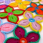 Как крючком связать цветок — 27 вариантов со схемами, описанием и видео МК