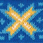 Жаккардовые узоры спицами — пошаговое выполнение со схемами, описанием и видео МК